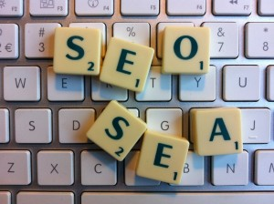 SEO staat voor Search Engine Optimization, SEA staat voor Search Engine Advertising
