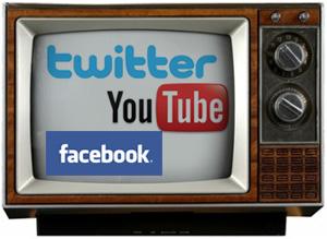 social media zijn het nieuwe reclame maken