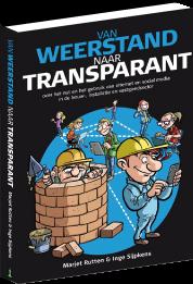Van weerstand naar transparant, gratis bij een training Twitter of LinkedIn voor de bouw