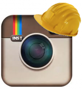 Instagram in de bouw