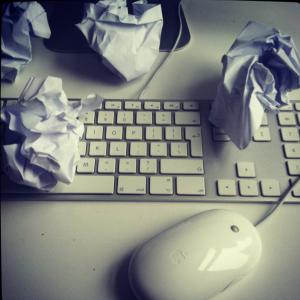 Snelle tip om een writers block op social media op te lossen