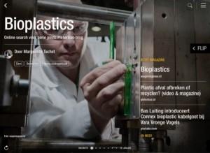 Eenvoudig je eigen online magazine samenstellen met Flipboard. Case: PieterBas Automatisering