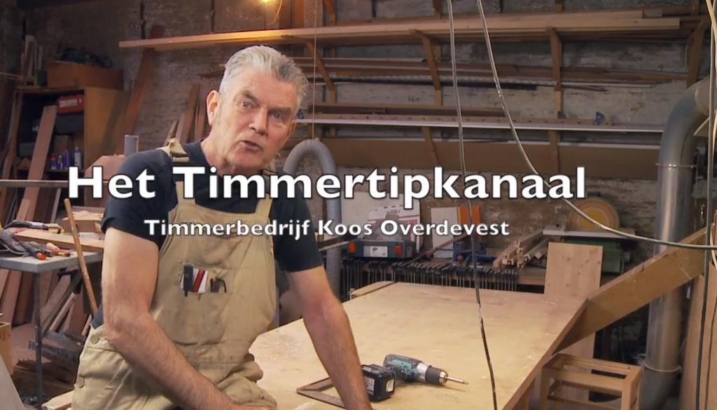 Timmerman Koos | Timmertipkanaal YouTube