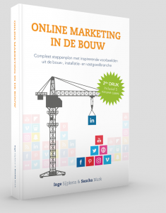 2de druk Online marketing in de bouw (boek)