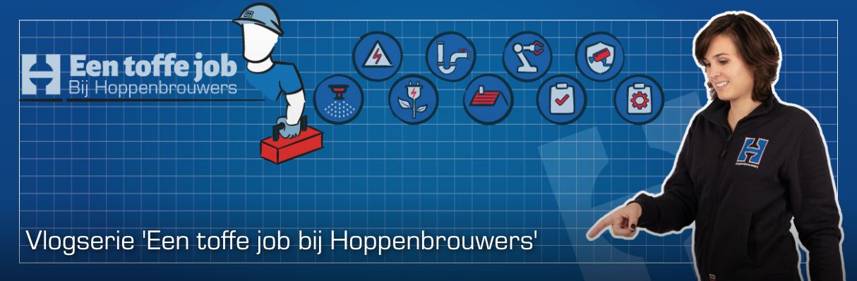 Bouwen aan een sterk werkgeversmerk: de vlog van Hoppenbrouwers